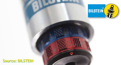 Bilstein adjustable